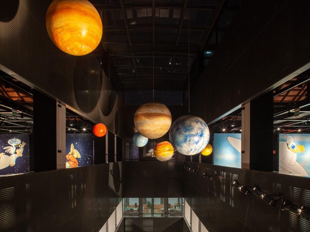 Planetas do Ziraldo